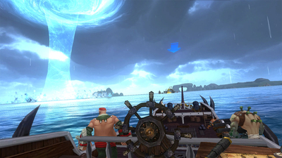 Heroes of the Seven Seas Screenshot 6