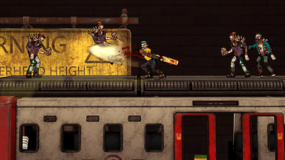 Bloody Zombies Screenshot 2