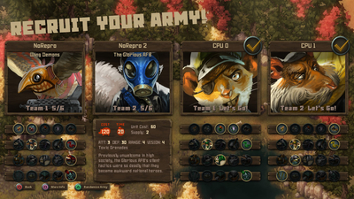 Tooth and Tail Screenshot 8
