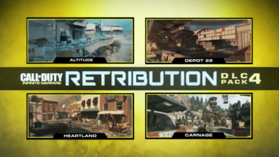 Call of Duty: Infinite Warfare - Retribution Masthead