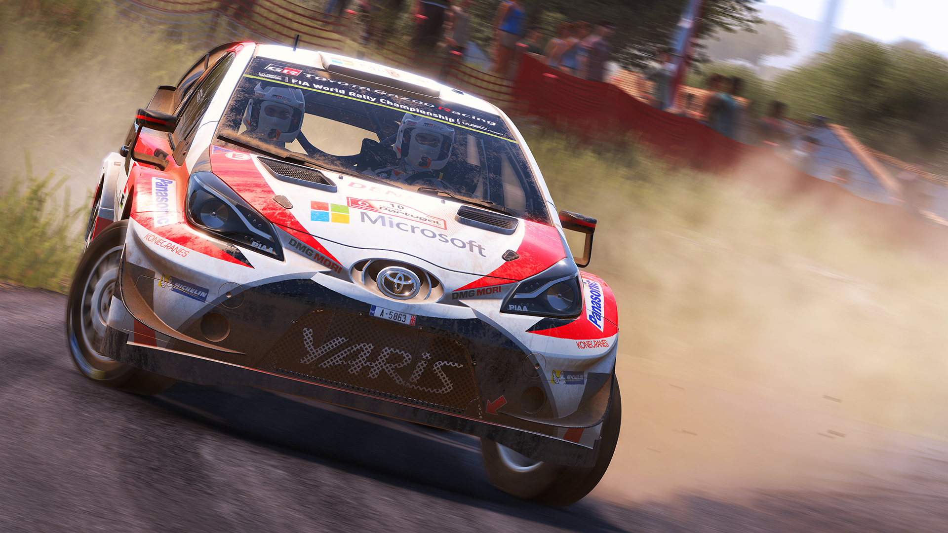 Wrc 7 Fia World Rally Championship For Ps4 Xb1 Pc Reviews Opencritic Sony 6
