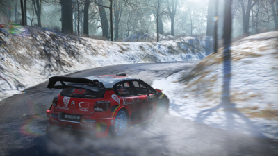 WRC 7 FIA World Rally Championship Screenshot 1