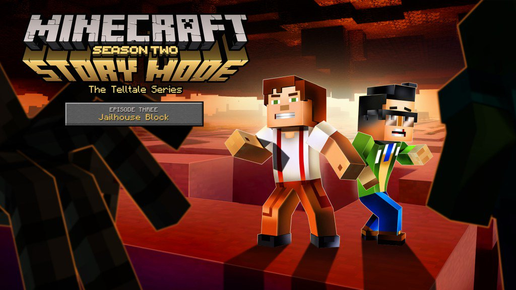 Minecraft: Story Mode - Season Two, Episode Three Masthead