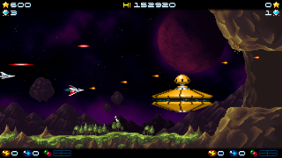 Super Hydorah Screenshot 7