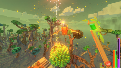 Rogue Islands Screenshot 2