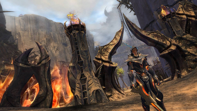 Guild Wars 2: Path of Fire Screenshot 2