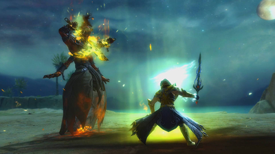 Guild Wars 2: Path of Fire Screenshot 3