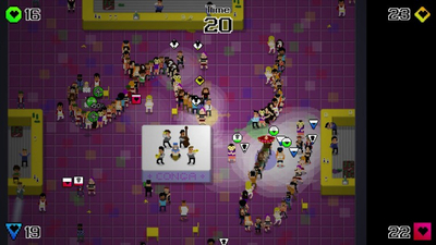 Conga Master Party! Screenshot 2