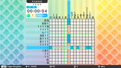 Picross S Screenshot 2
