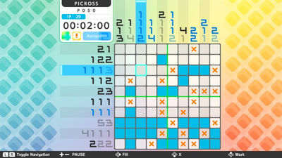 Picross S Screenshot 1