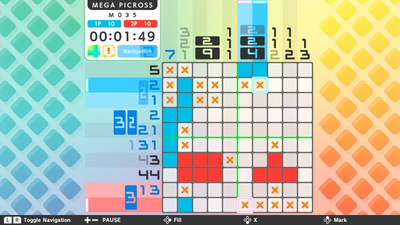 Picross S Screenshot 3