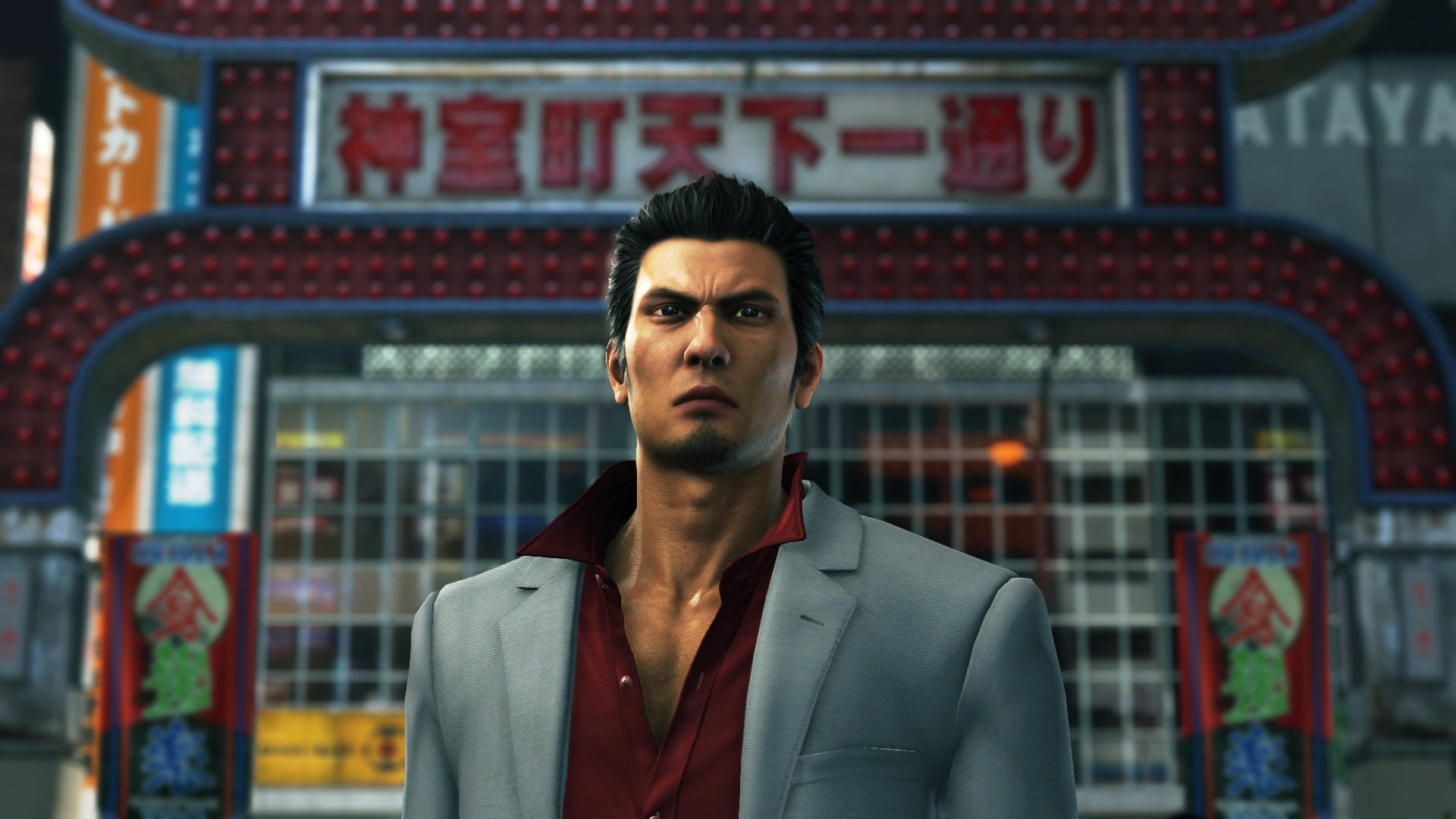 Yakuza 6: The Song of Life Masthead