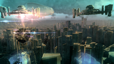 Megaton Rainfall Screenshot 1
