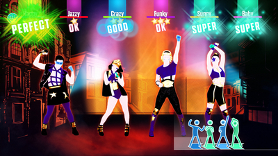 Just Dance 2018 Screenshot 1