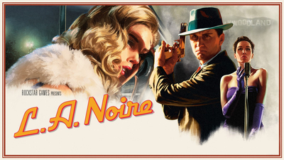 L.A. Noire Remastered Masthead
