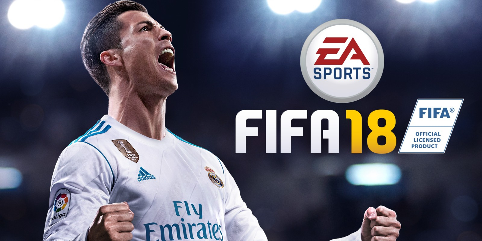 FIFA 18 - Nintendo Switch Edition Masthead