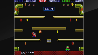 Arcade Archives Mario Bros. Screenshot 2