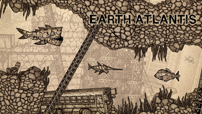 Earth Atlantis Masthead