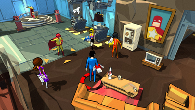 Deadbeat Heroes Screenshot 3