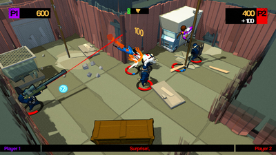 Deadbeat Heroes Screenshot 1
