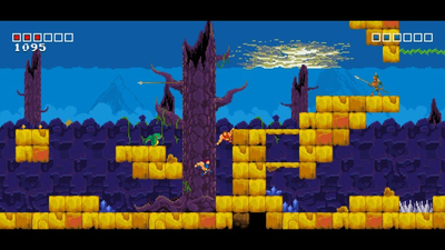 Tiny Barbarian DX Screenshot 1