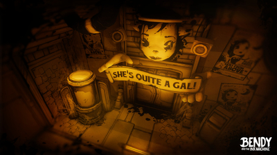 Bendy And The Ink Machine - Chapter 3 Screenshot 4