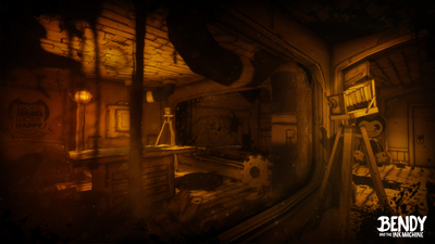 Bendy And The Ink Machine - Chapter 3 Screenshot 3