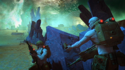 Rogue Trooper Redux Screenshot 2
