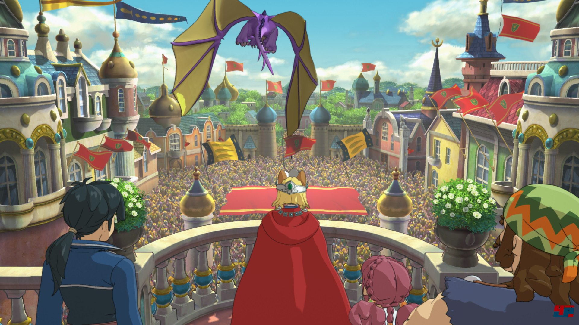 Ni no Kuni 2: Revenant Kingdom Masthead