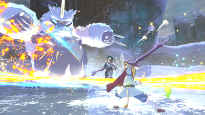 Ni no Kuni 2: Revenant Kingdom Screenshot 3