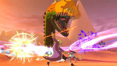 Ni no Kuni 2: Revenant Kingdom Screenshot 1
