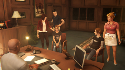 Life is Strange: Before the Storm - Episode 2: Brave New World Screenshot 5