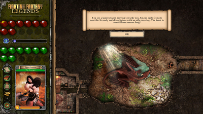 Fighting Fantasy Legends Screenshot 1