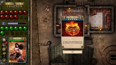 Fighting Fantasy Legends Screenshot 3