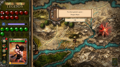 Fighting Fantasy Legends Screenshot 4