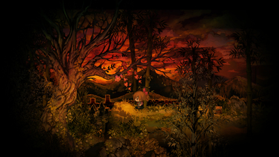 Yomawari: Midnight Shadows Screenshot 1