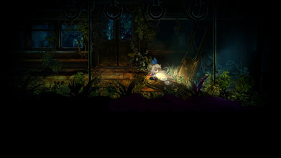 Yomawari: Midnight Shadows Screenshot 3