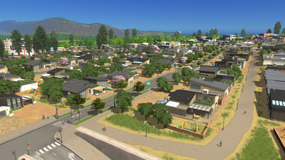 Cities: Skylines - Green Cities Screenshot 3