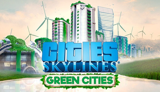 Cities: Skylines - Green Cities Masthead
