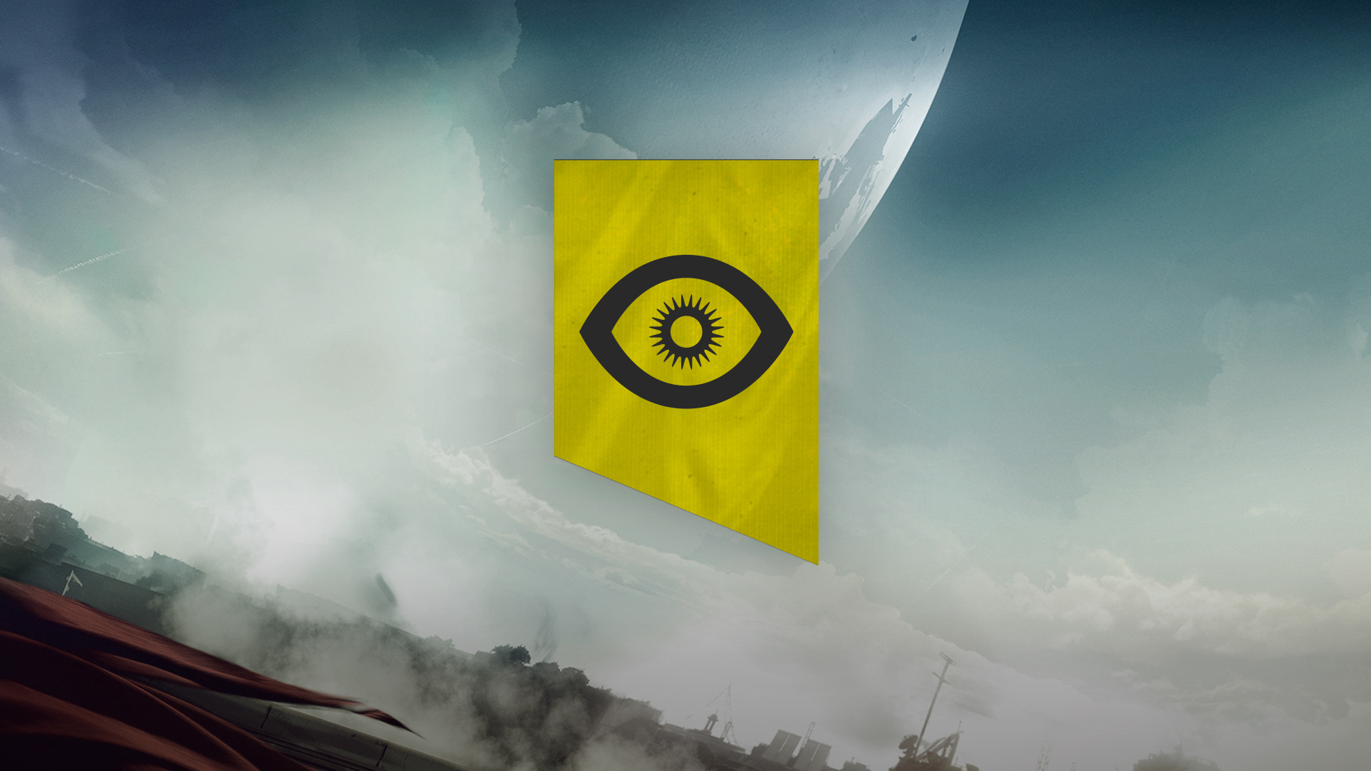 Destiny 2: Curse of Osiris Masthead
