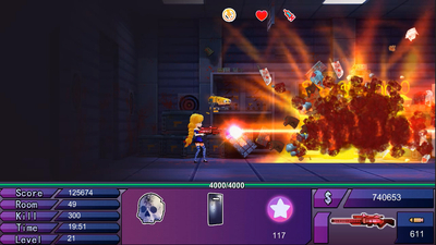 ShineG in the Zombies Screenshot 4