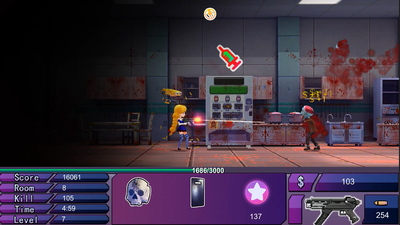 ShineG in the Zombies Screenshot 3