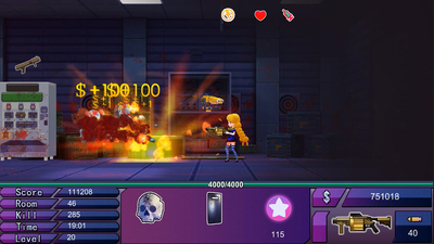 ShineG in the Zombies Screenshot 2