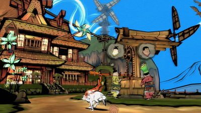 Okami HD Screenshot 1