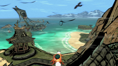 Okami HD Screenshot 3