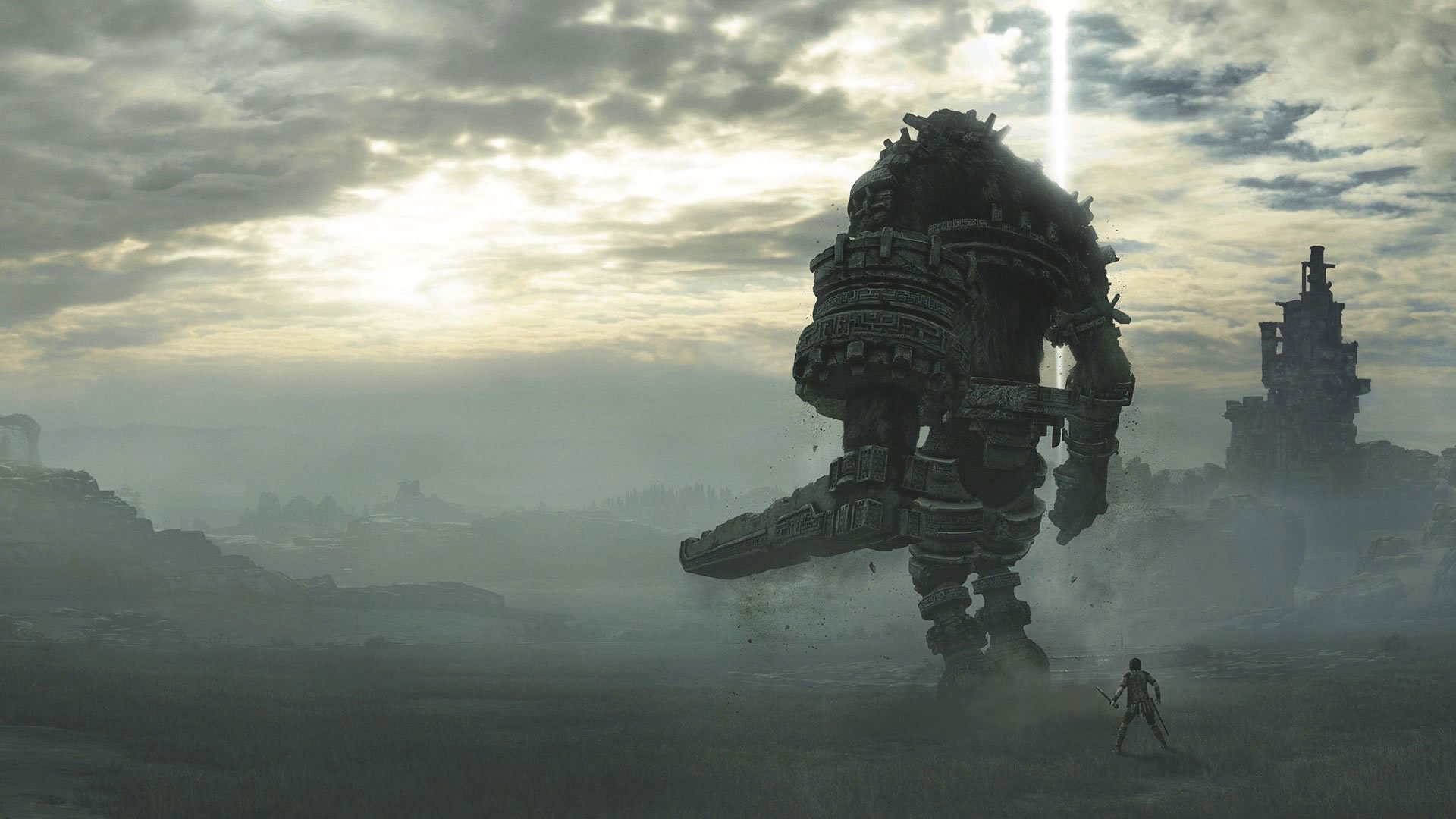 Shadow of the Colossus Masthead