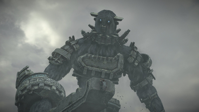 Shadow of the Colossus Screenshot 3