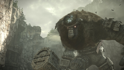 Shadow of the Colossus Screenshot 1