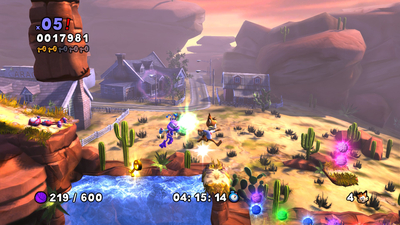 Bubsy: The Woolies Strike Back Screenshot 3