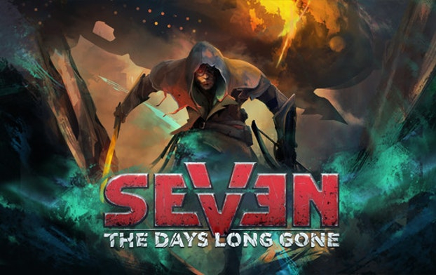Seven: The Days Long Gone Masthead
